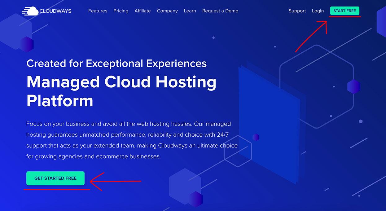 Cloudways VPS 網站主機代管服務 使用教學