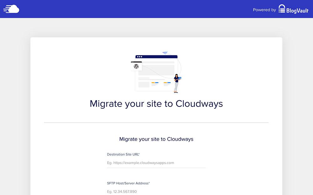 WordPress 網站搬家到 Cloudways 教學