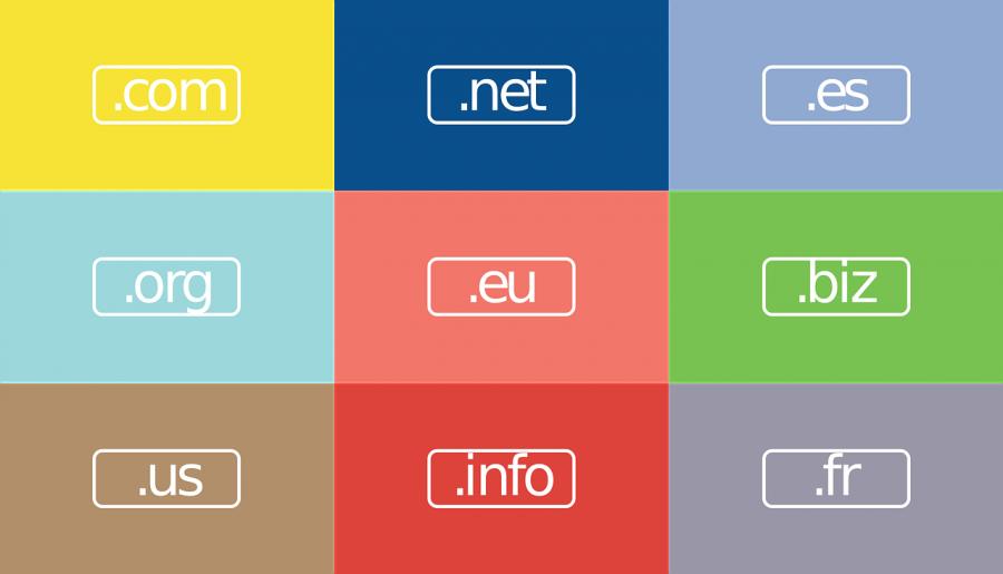 次級域名應用分類網站內容
