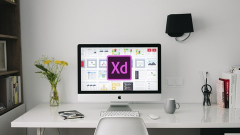 網頁設計 版面設計 Adobe XD 線上學習課程 推薦